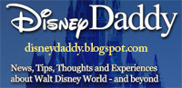 DisneyDaddy blog